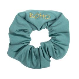 Boho Bikini -Hair Scrunchy - Sage