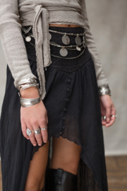 Moost Wanted -  Soof Skirt -  Black