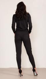 Jacky Luxury - Jumpsuit Traveller - Black