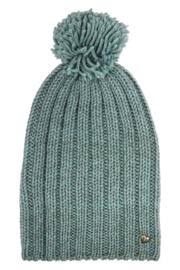 Isla Ibiza - Knitted Hat - Turquoise