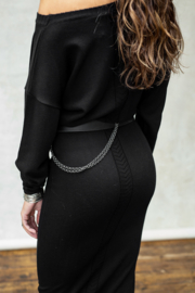 Moost Wanted - Bella Sweater - Black