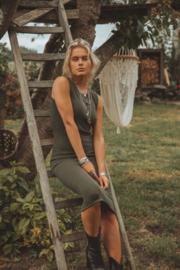 Moost Wanted -Selina Dress - Sensual Green
