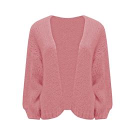 Boho Chic -Knitted Cardigan Pofmouw  - Diverse kleuren