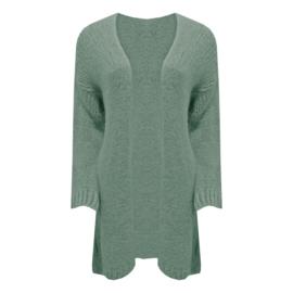 Boho Chic -Long Knitted Cardigan  - Diverse Kleuren