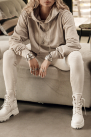 Moost Wanted - Fierce Pants - Off-White