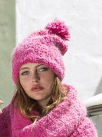 Isla Ibiza - Knitted Hat - Pink