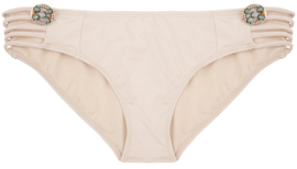 Boho Bikini - Fancy Bottom - Ivory