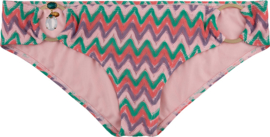 Boho Bikini - Bottom  exclusive aztec low - Sweet Pink