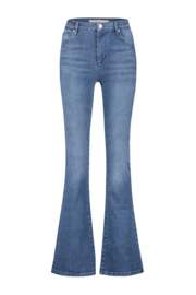 Homage - Flared Jeans - Washed Blue