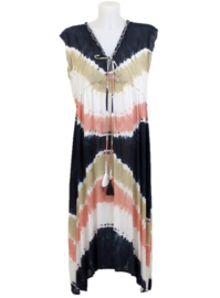 Mele Beach - Dress Maslog  - Mudra Black