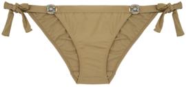 Boho Bikini - Glossy Bottom - Bronze