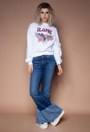 Iconic27 - Eagle Sweatshirt - White