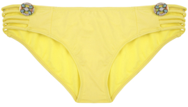 Boho Bikini - Fancy Bottom - Yellow