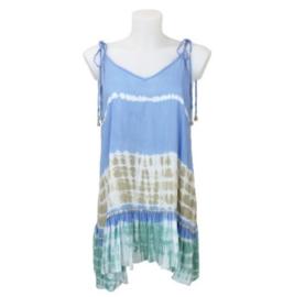 Mele Beach - Short Dress Atlantico  - Mantra Bluette