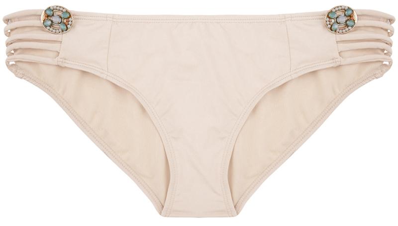 Boho Bikini - Fancy Bottom - Ivory
