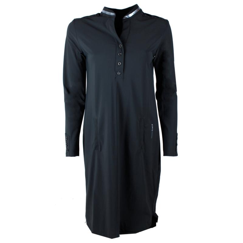 ZIP73 - Dress  - Krijtstreep