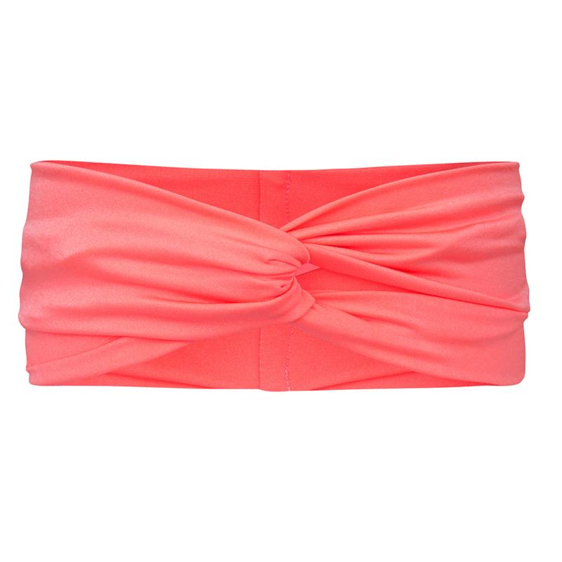 Boho Bikini - Hair Band - Coral