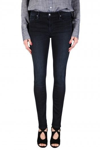 Black Orchid - Jude mid rise super skinny - Liquify - Nocturnal