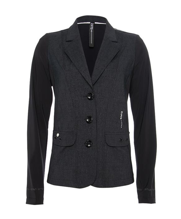 ZIP73 - Blazer Twill - Antra/Black