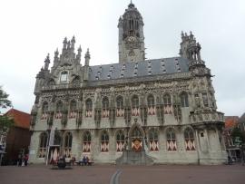Stadswandeling Middelburg met Gids