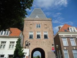 Rondleiding langs Poorten van Kampen met Gids