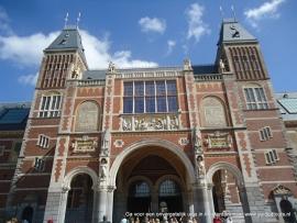 Rondleiding om/in Rijksmuseum met Gids