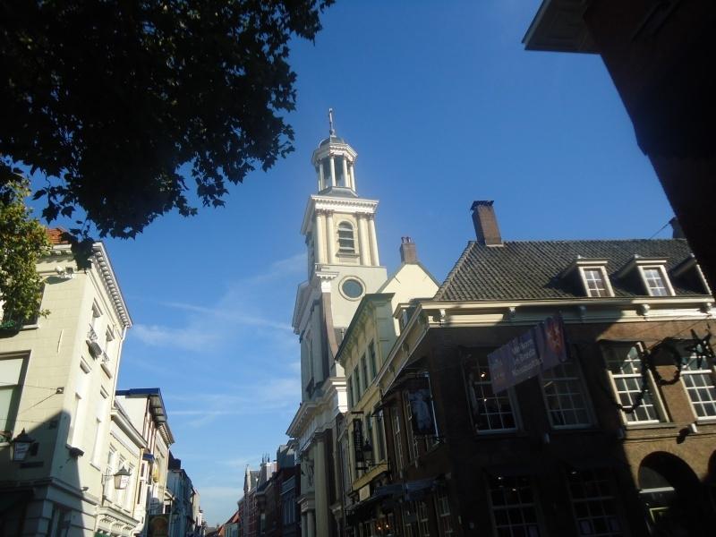 Stadswandeling Breda met Gids