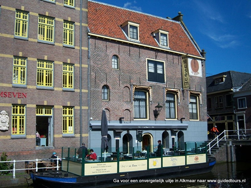 Rondleiding Brouwers en Bier Alkmaar met Gids