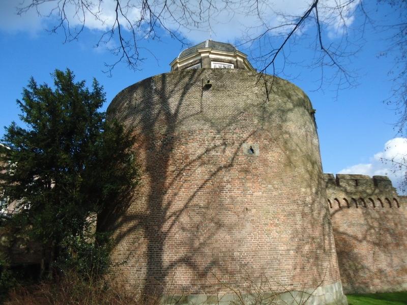 Rondleiding langs Stadsmuren Zutphen met Gids