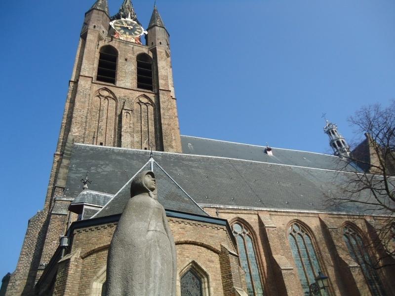 Rondleiding verhalen van Delft met Gids