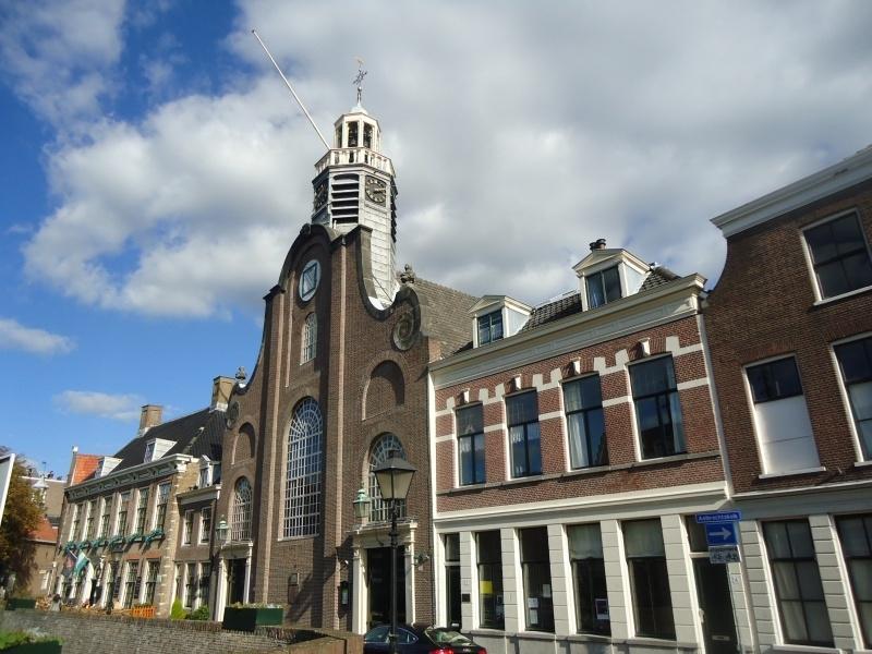 Rondleiding Delfshaven Rotterdam met Gids
