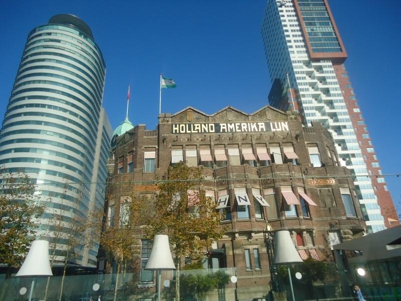Rondleiding Architectuur Rotterdam met Gids