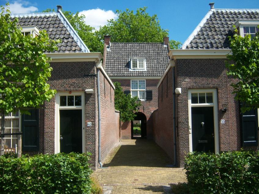 Rondleiding Hofjes hoppen Delft