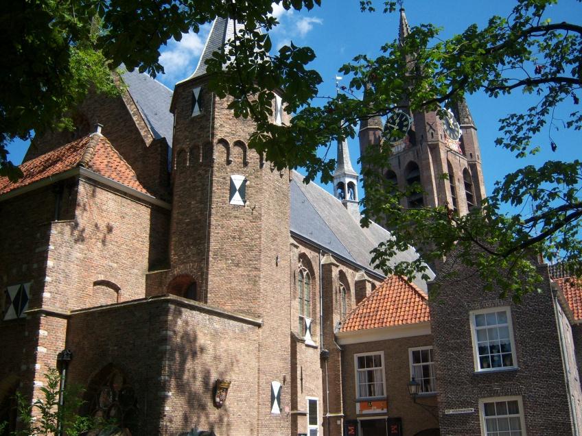 Rondleiding Delft met gids