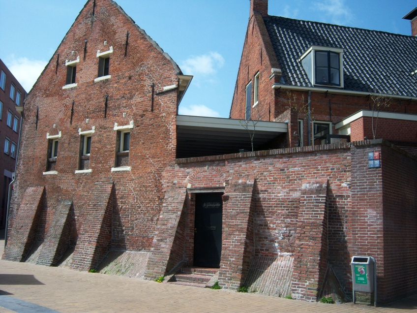 Groningse wandeling gidstour guided tour