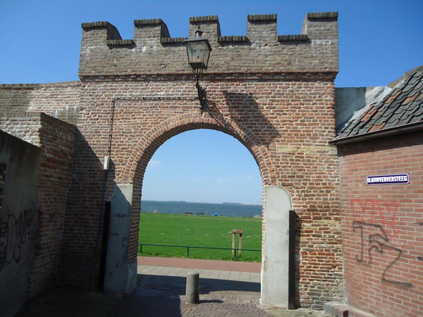 Rondleiding langs Poorten en Muren Harderwijk