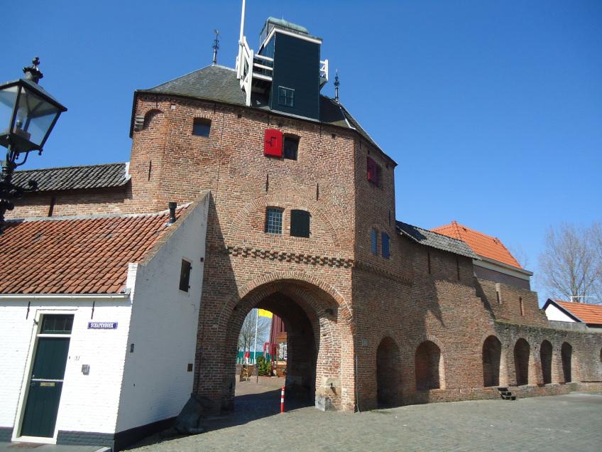 Gidstour Harderwijk teambuilding
