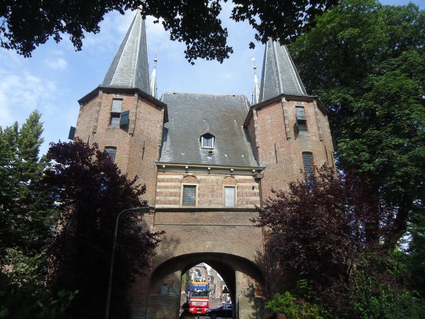 Rondleiding langs Poorten van Kampen