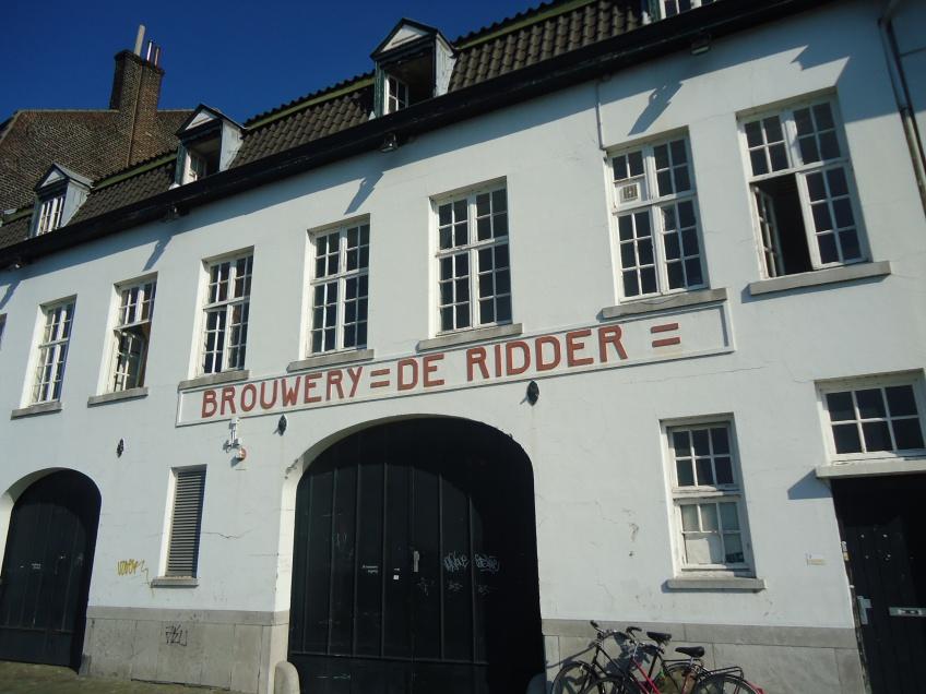 Maastrichtse brouwerij de ridder tour
