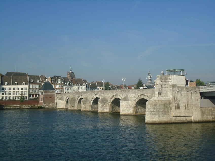 Maastrichtse wandeling met gids