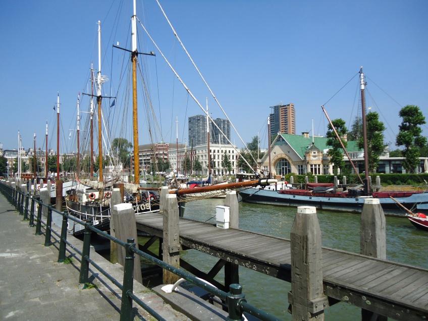 Rondleiding Scheepsvaartkwartier Rotterdam