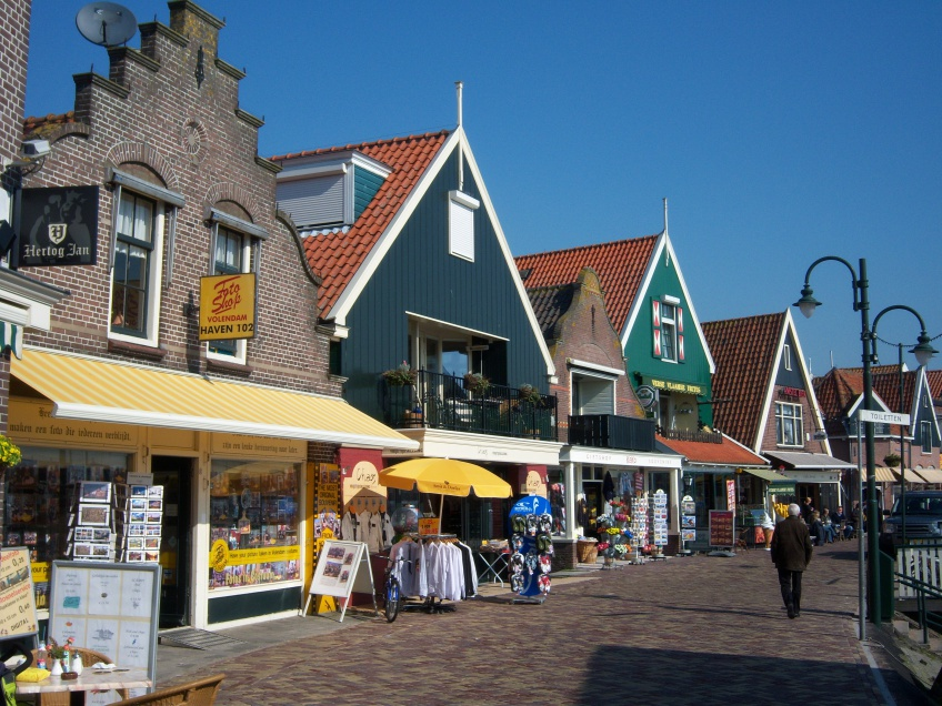 Dorpswandeling Volendam stadswandeling gidstour