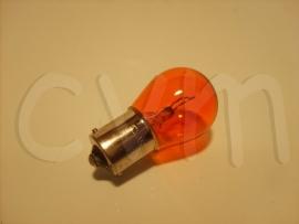 Knipperlichtlampje oranje
