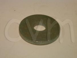 Trekstang ring (plat)