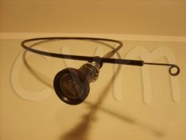 Kachelkabel 79cm voor kraan tussen slang