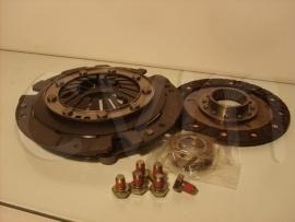 Verto 180mm koppelingset turbo (AP)