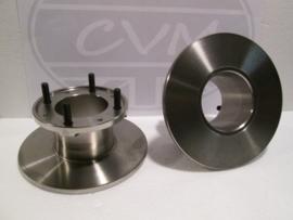 2 remschijven 7,5 inch (S/GT)