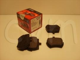 Remblokken Mintex voor 8,4 inch