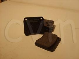Remblokken Mintex voor 7 inch schijven