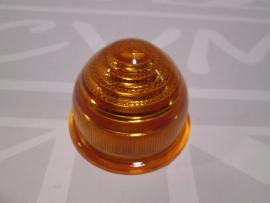 Knipperlicht lens oranje tot '86